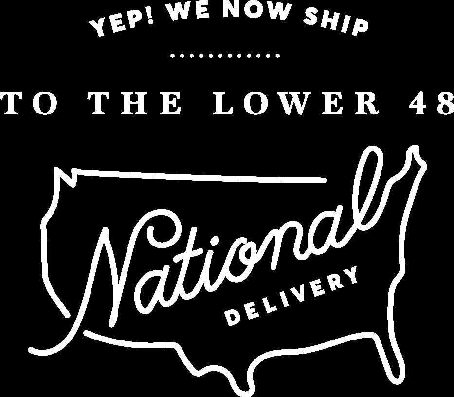 Yep! We now ship